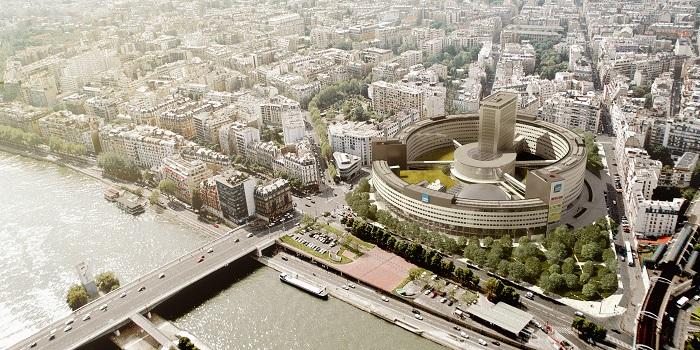 Radio France (Crédit photo: Architecture-Studio)