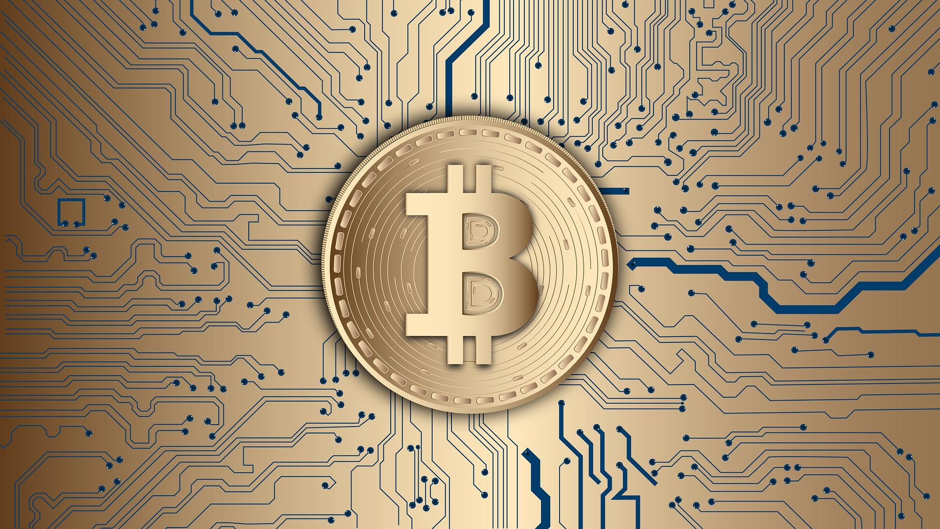"""Image d'illustration d'un """"Bitcoin"""""""