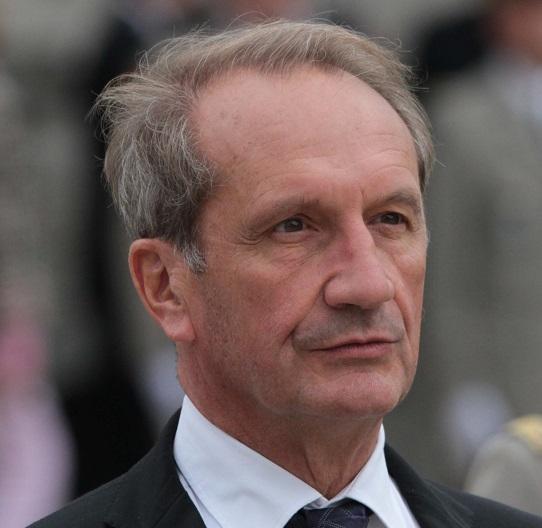 Gérard Longuet , président de l'OPECST