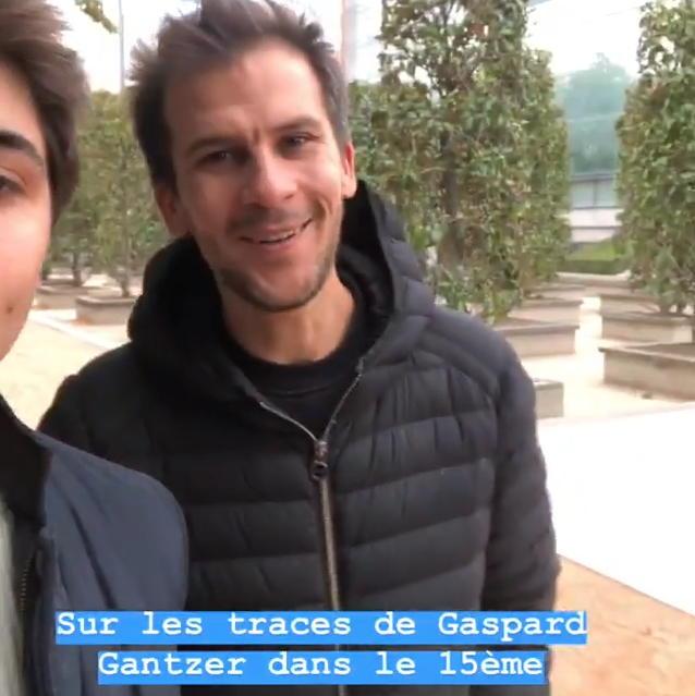 Une journée avec…Gaspard Gantzer -