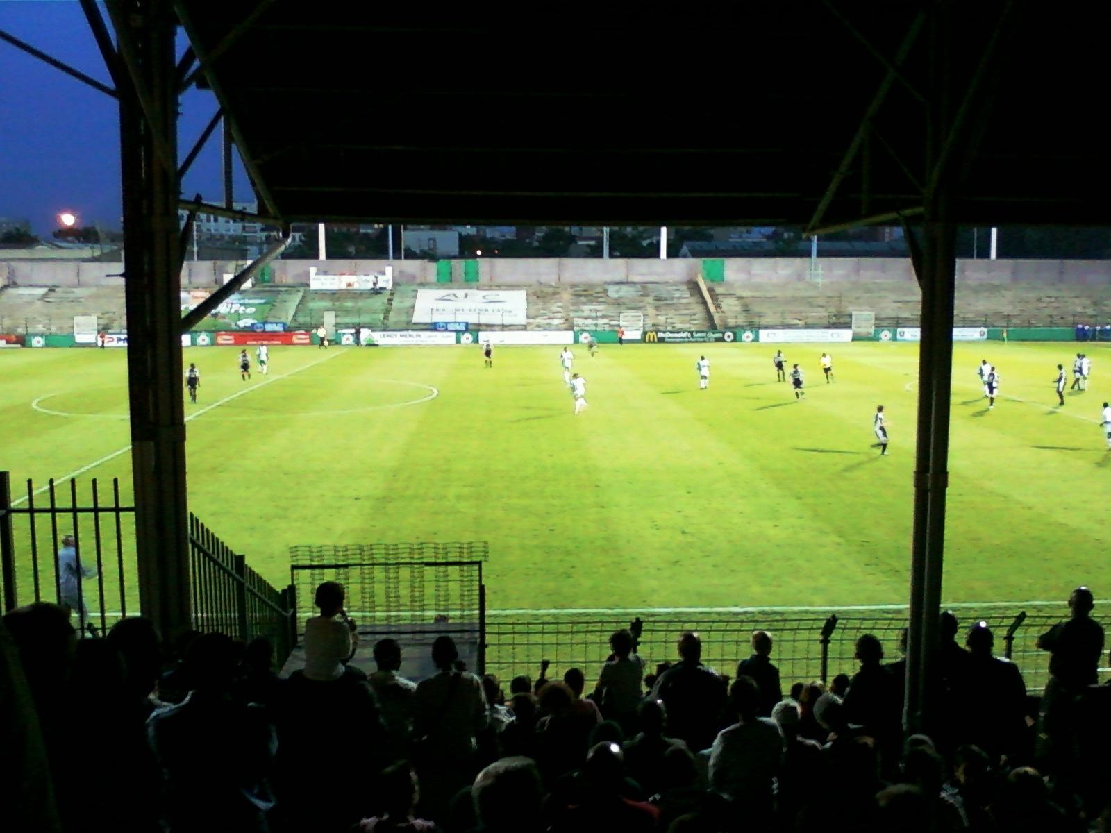 Le Stade Bauer, installé à Saint-Ouen.