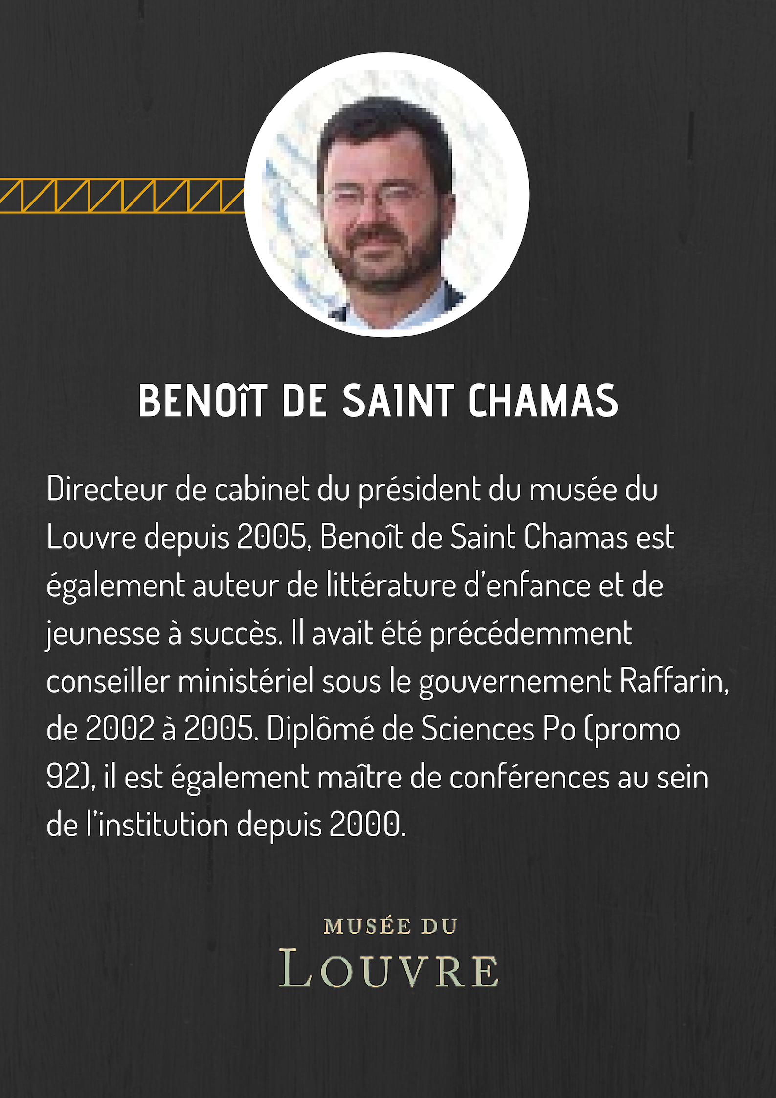 B de Saint Chamas