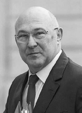 Michel Sapin - Ancien ministre de l'Économie et des Finances