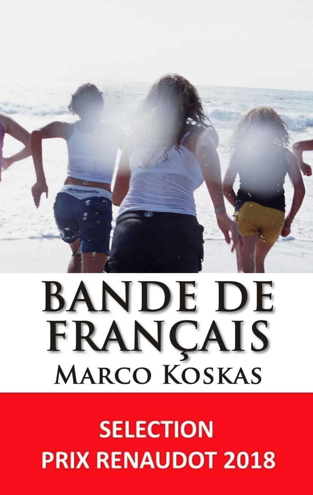 Couverture Bande de Français, sélection Renaudot