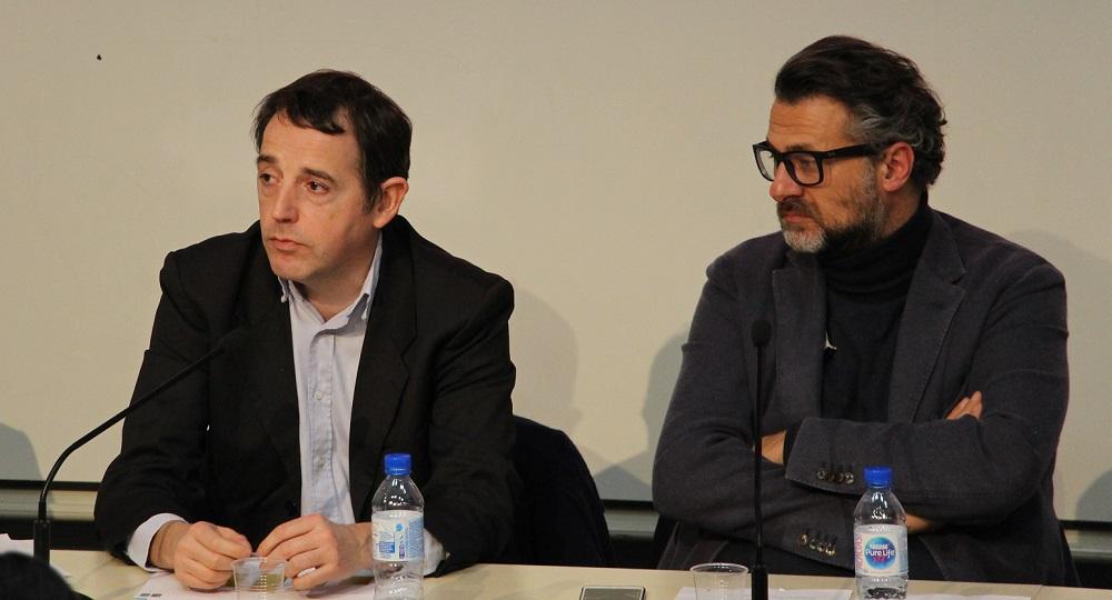 Jérôme Fourquet et David Abiker.