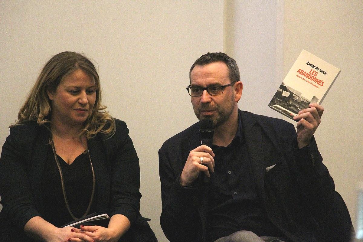 Nadia Hai et Philippe Rio.