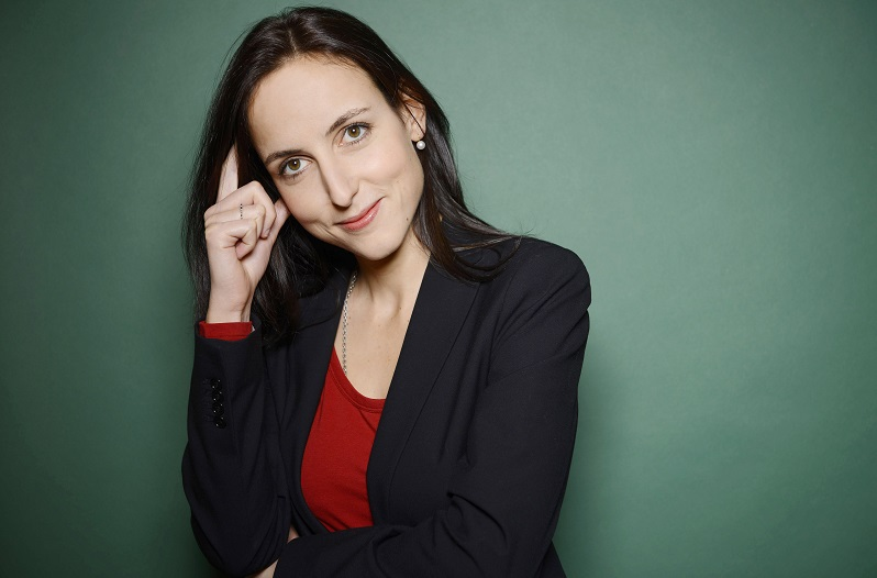 Julia Cagé (Crédits photo : Baltel/Sipa/Fayard