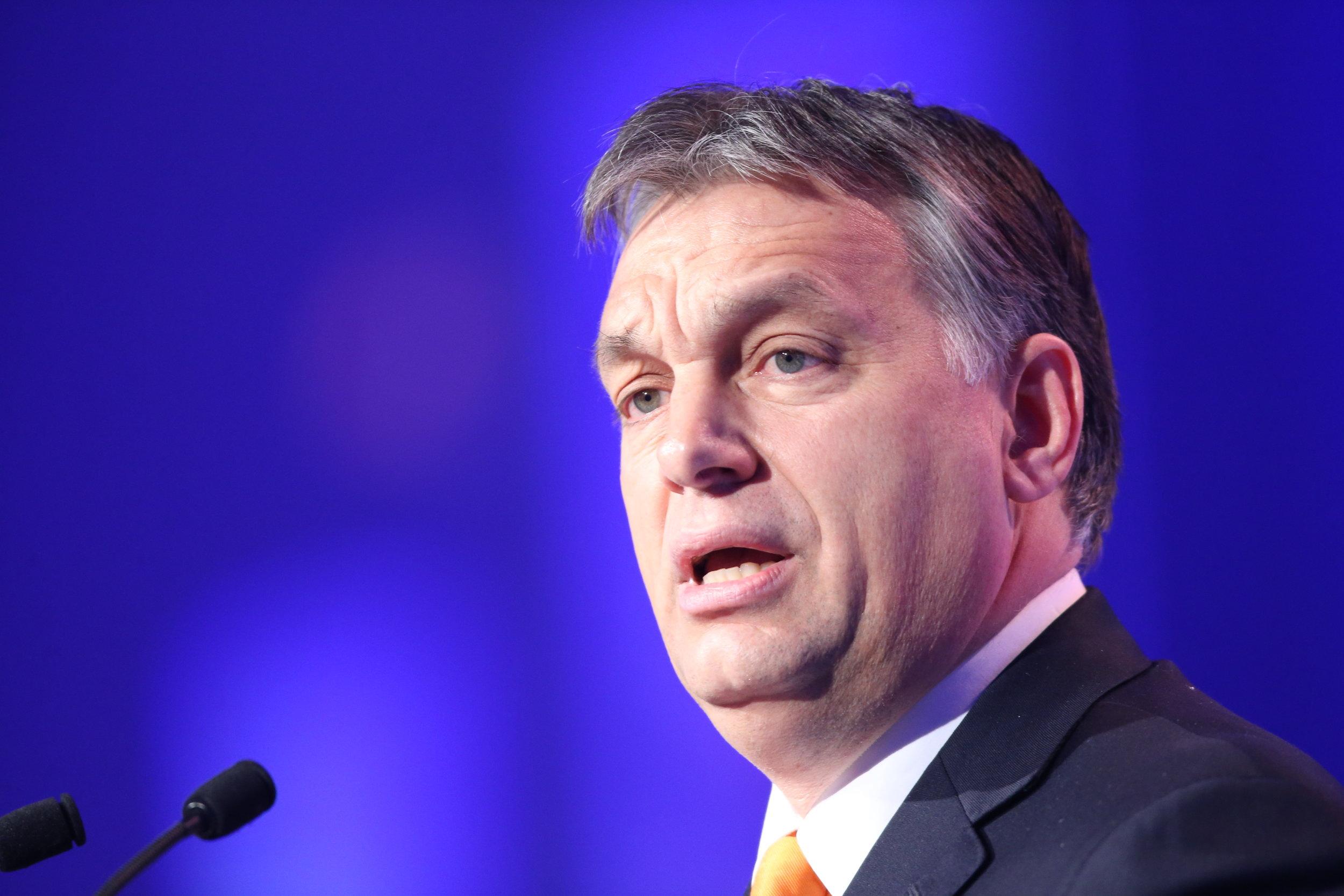 Viktor Orbán. Crédit photo : EPP