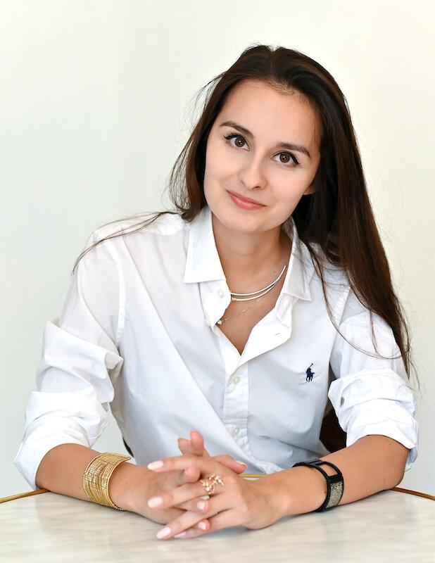 Andréa Berger-Lefébure. (Crédits: Laurent Zabulon)