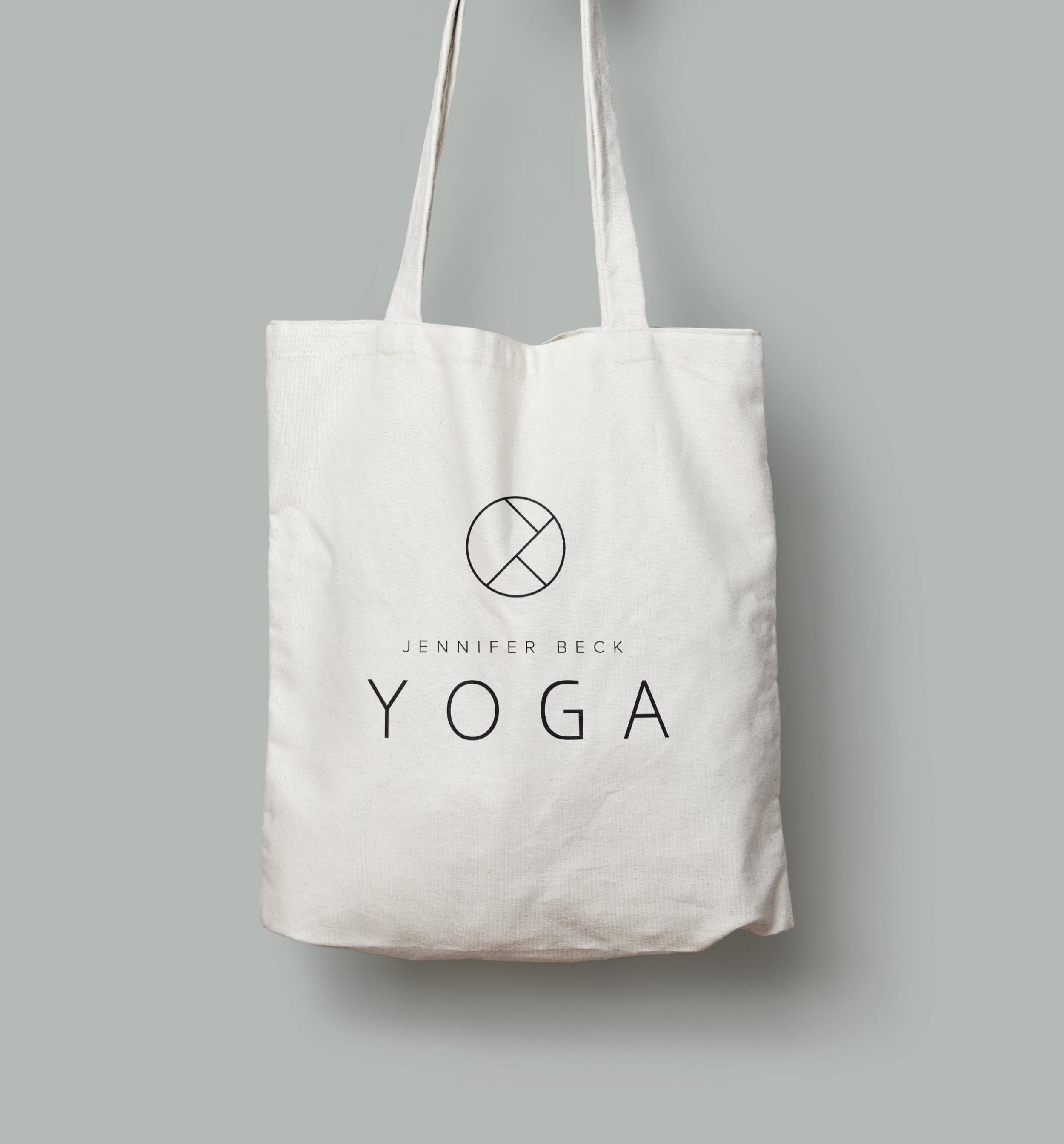 Jennifer Beck Yoga Branding