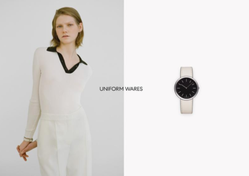 Uniform Wares SS16 Adv