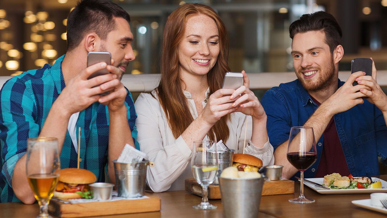 Restaurant Social Visits