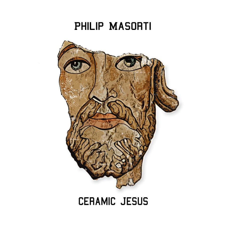 CERAMIC JESUS