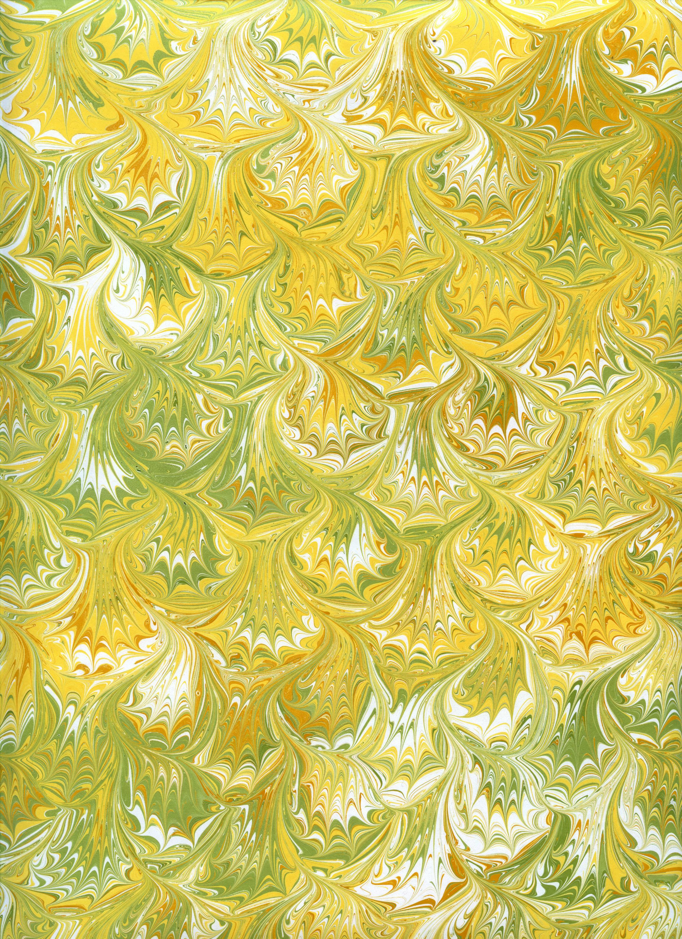 Modern Pattern: Reverse Bouquet