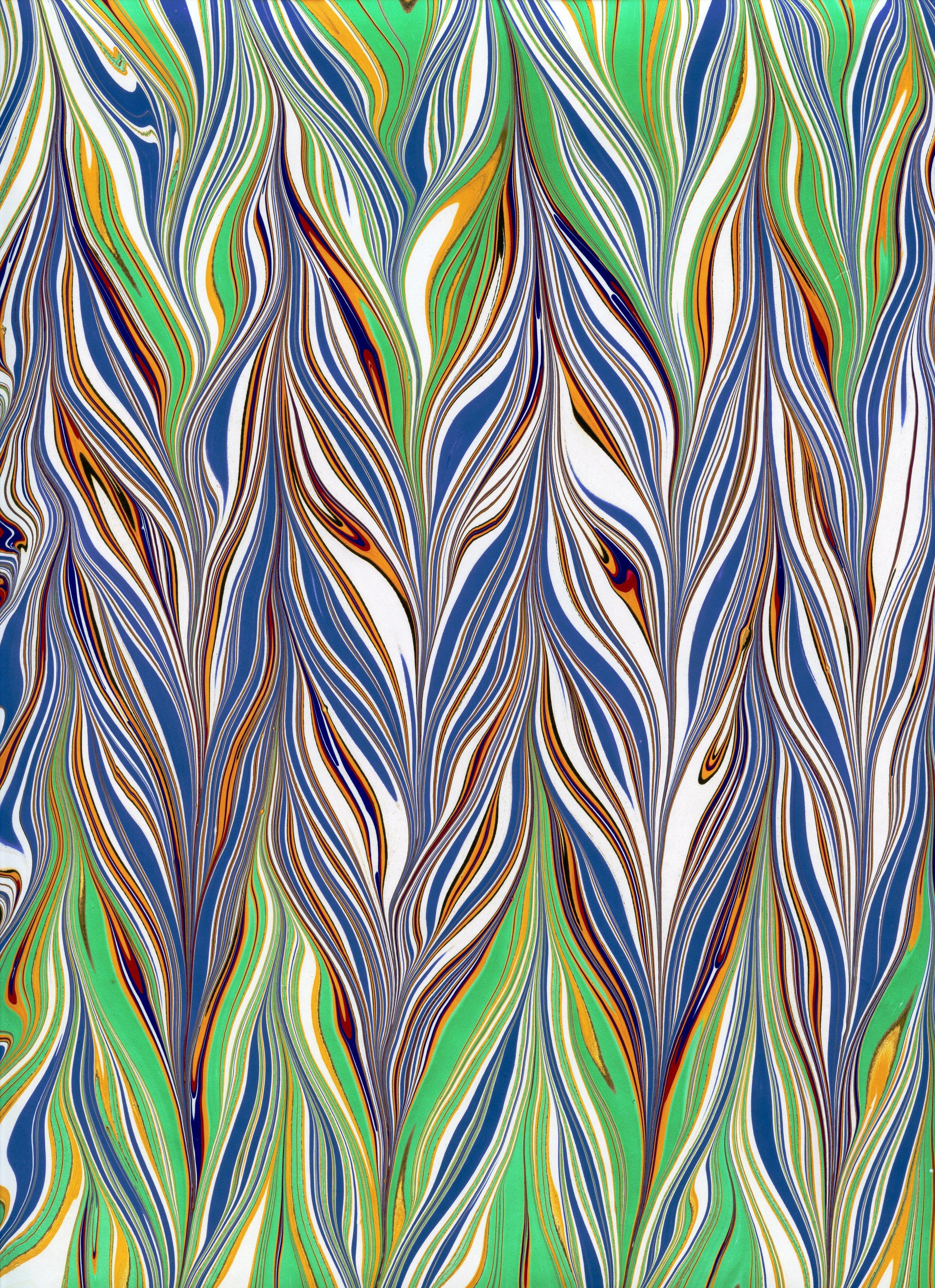 Traditional Pattern: Gelgit