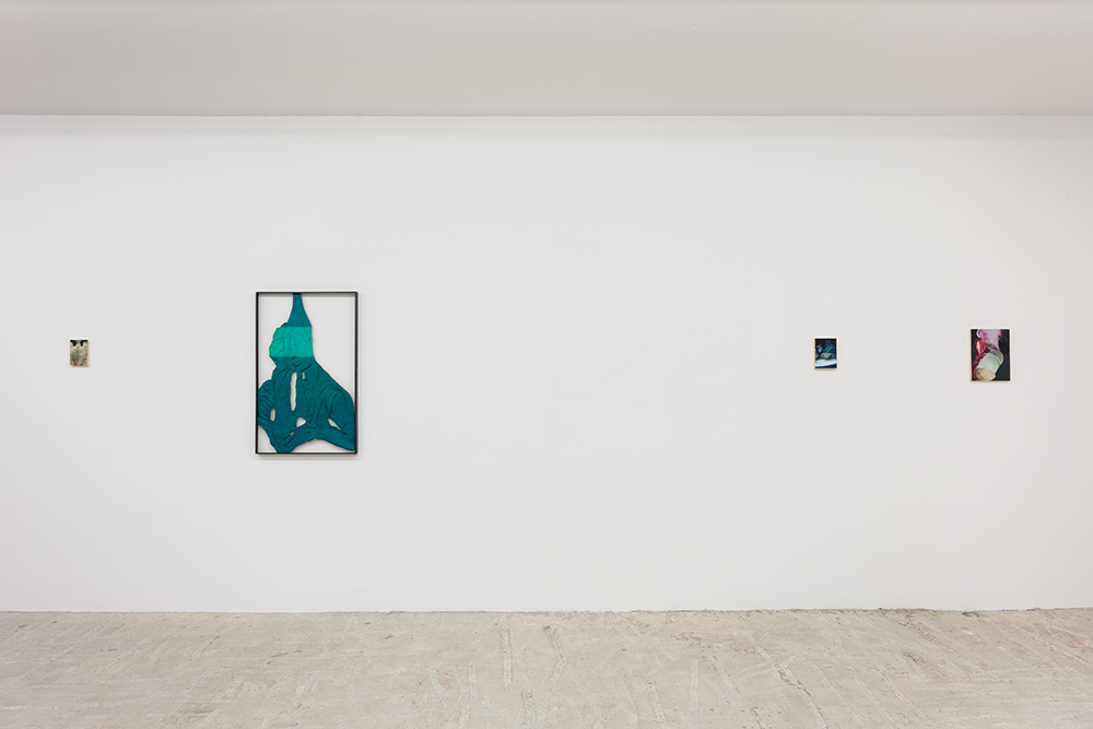 Installation view -  LUCY KIM, RACHEL LABINE, ISABEL YELLIN.  Lyles and King, New York.