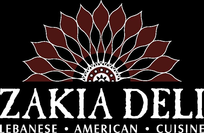 Zakia deli logo