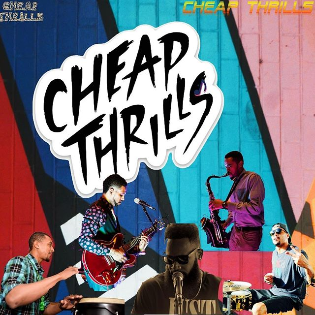 Oh boy, here we go!! Labor Day weekend is here and so is @cheapthrillsva!! Party starts at 9:30pm tonight, let's go!! #hottunavb #shoredrivevb #locallove