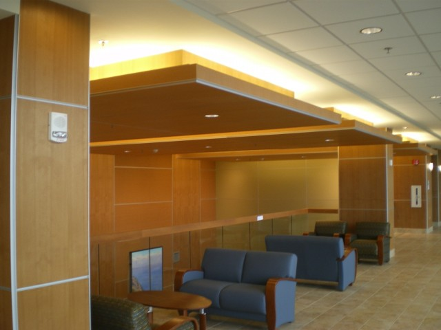 Everett Cancer Center Western Red Cedar QC