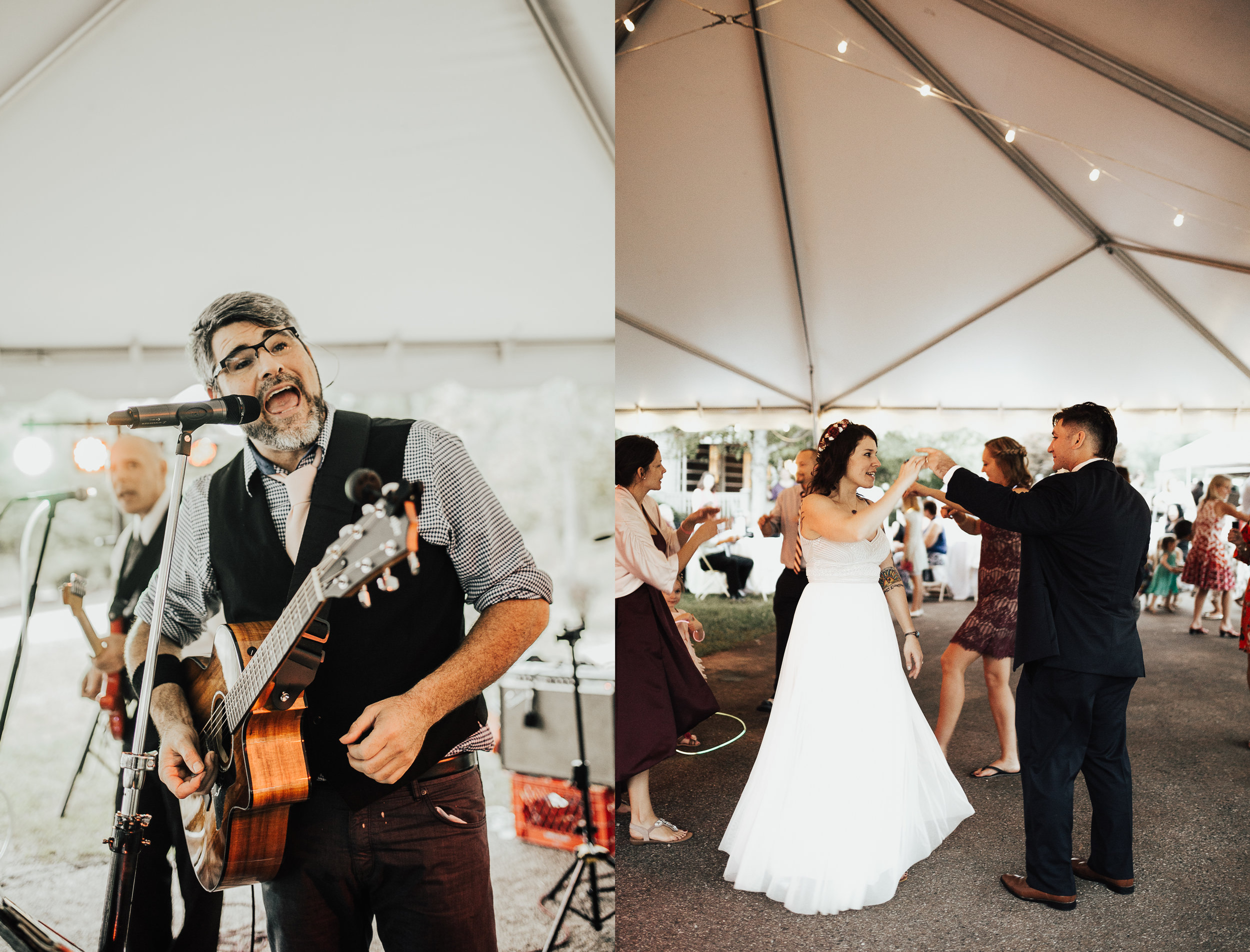 The day ended with Annie and Brad dancing the night away with all of their family and friends. We couldn't have asked for a more magical day. A huge congratulations to the both of them, they truly are two of the best people around!