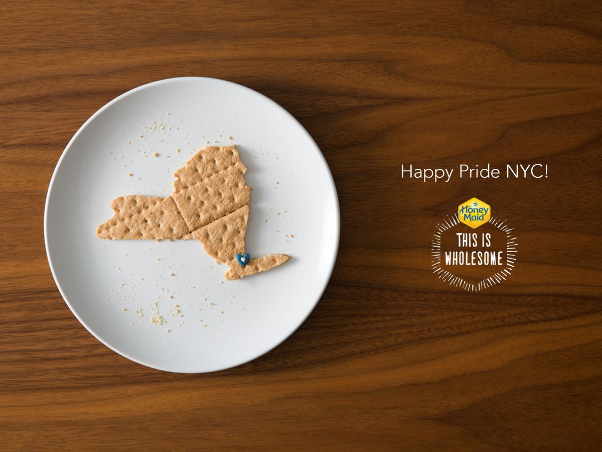 HoneyMaid Pride 2015