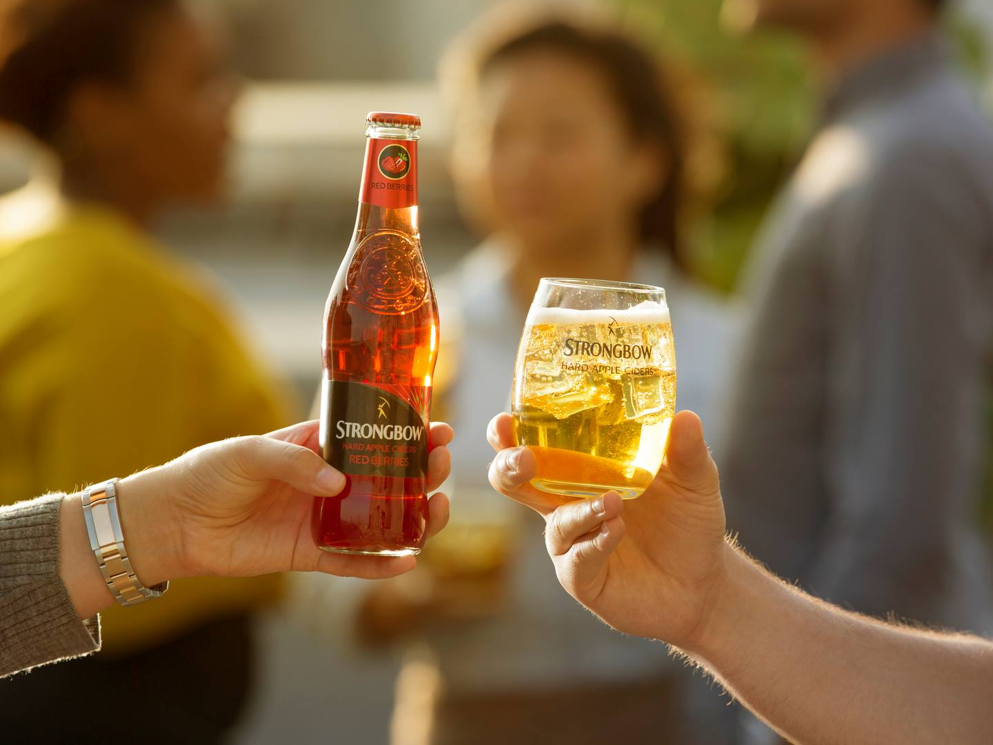 Strongbow Golden Hour 2015