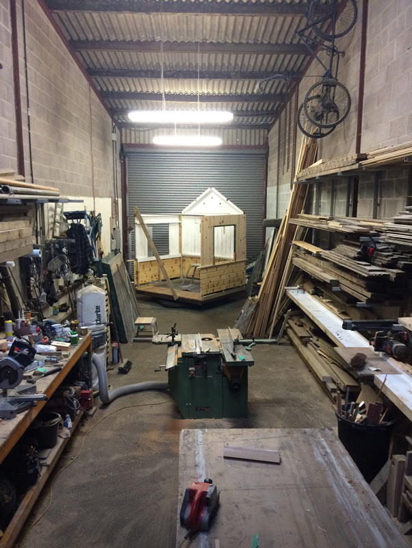 The Fourpenny Workshop
