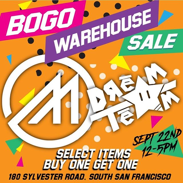 Warehouse sale tomorrow is and @mintworldwide tag teaming once again.... pull up and grab some dope stuff...