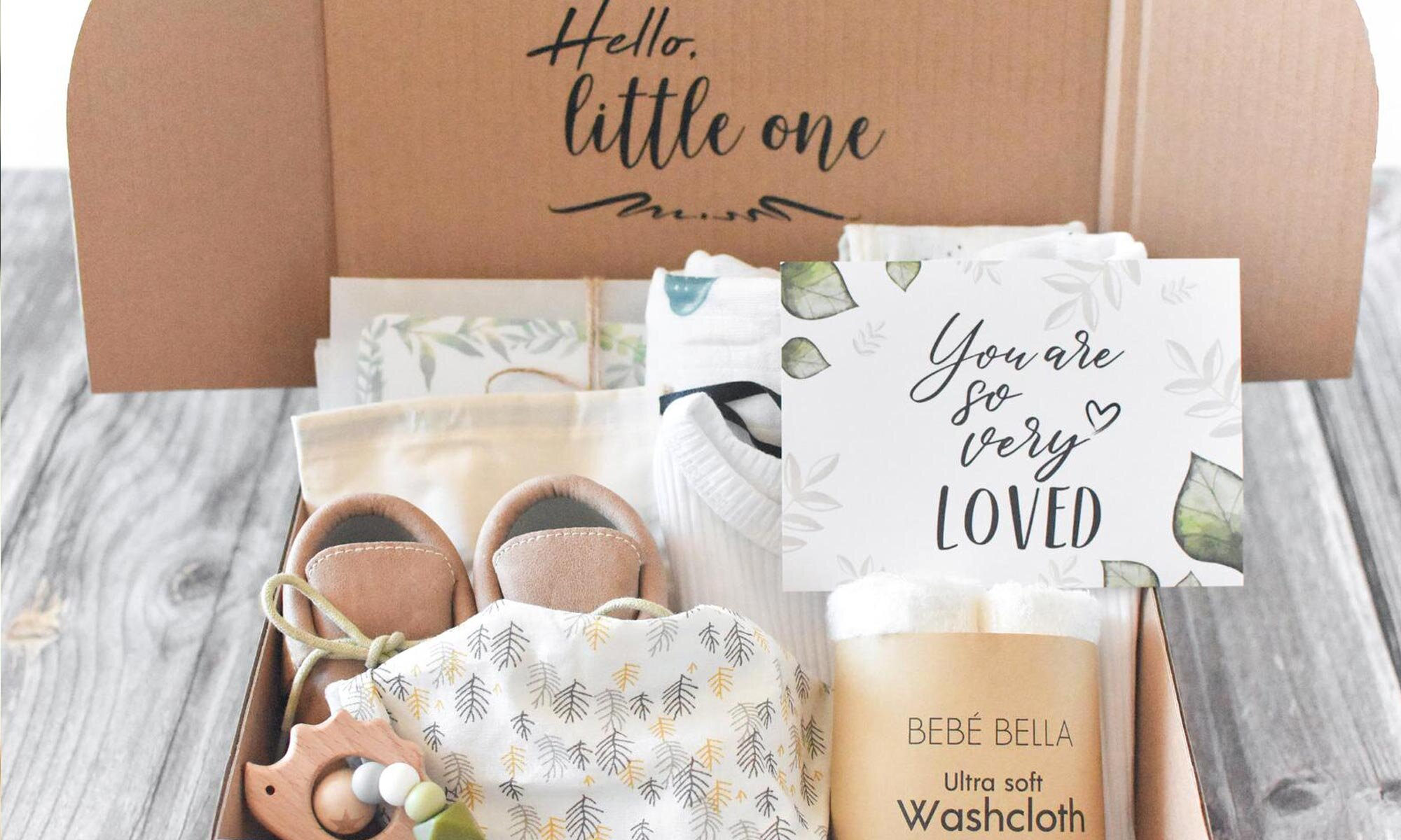 17 Cute Baby Shower Gift Ideas