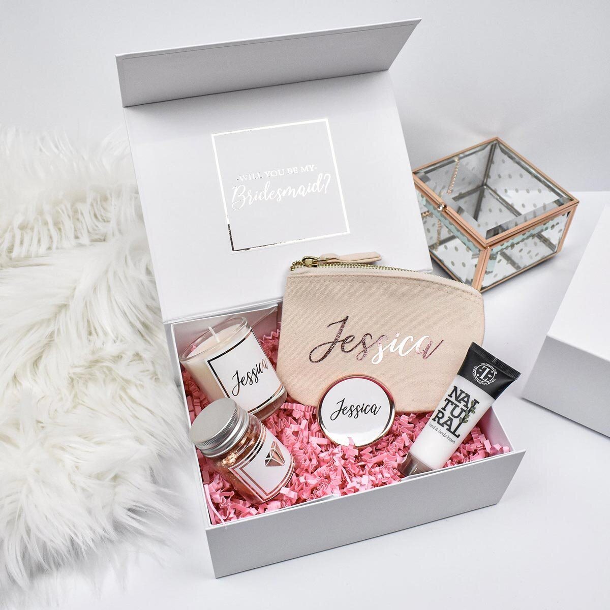 How To Make A Bridesmaid Proposal Box Ask Your Bridesmaids