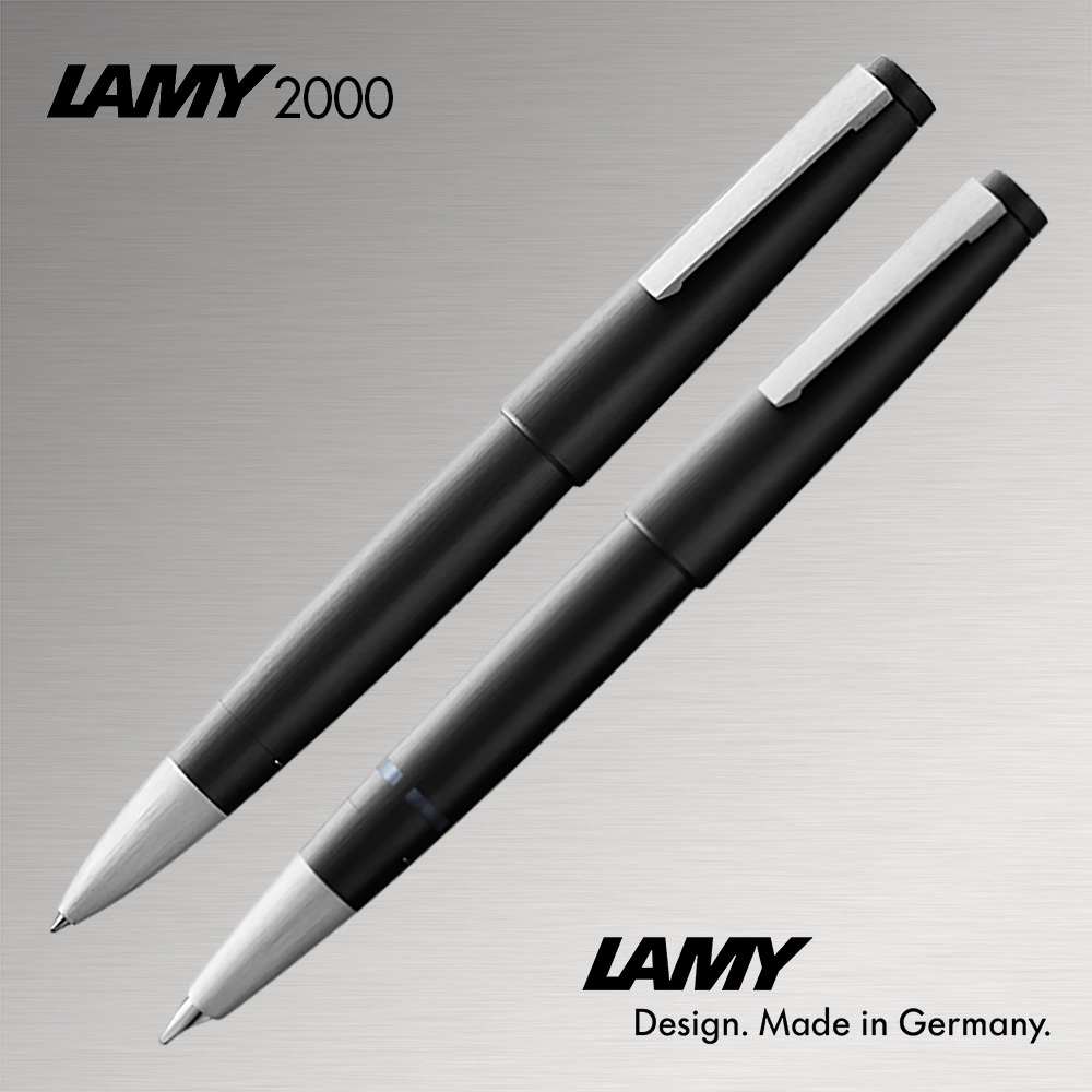 LAMY 2000 –Designer: Gerd A. Müller