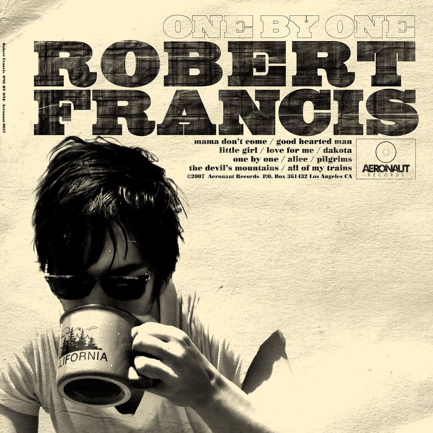 Robert Francis     One By One