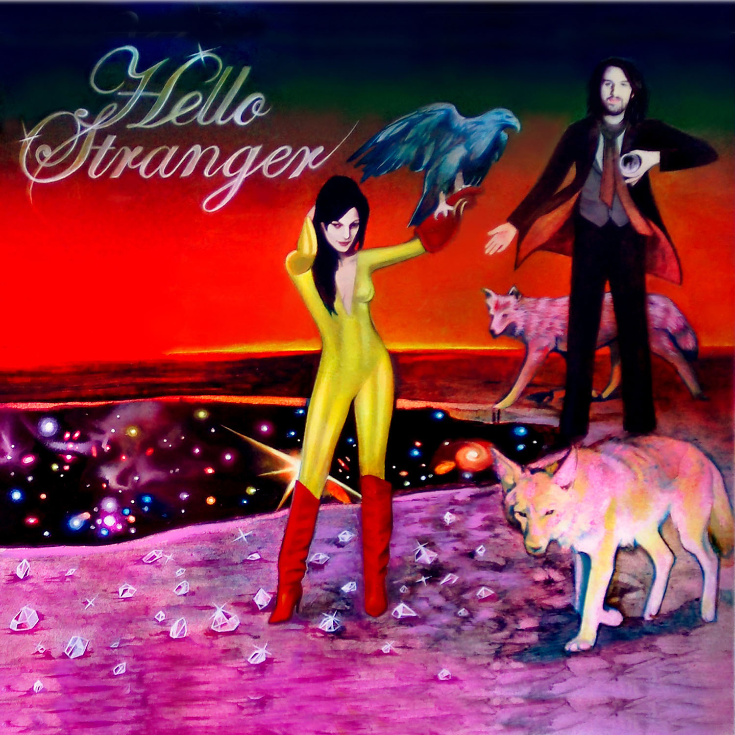Hello Stranger     (self titled)