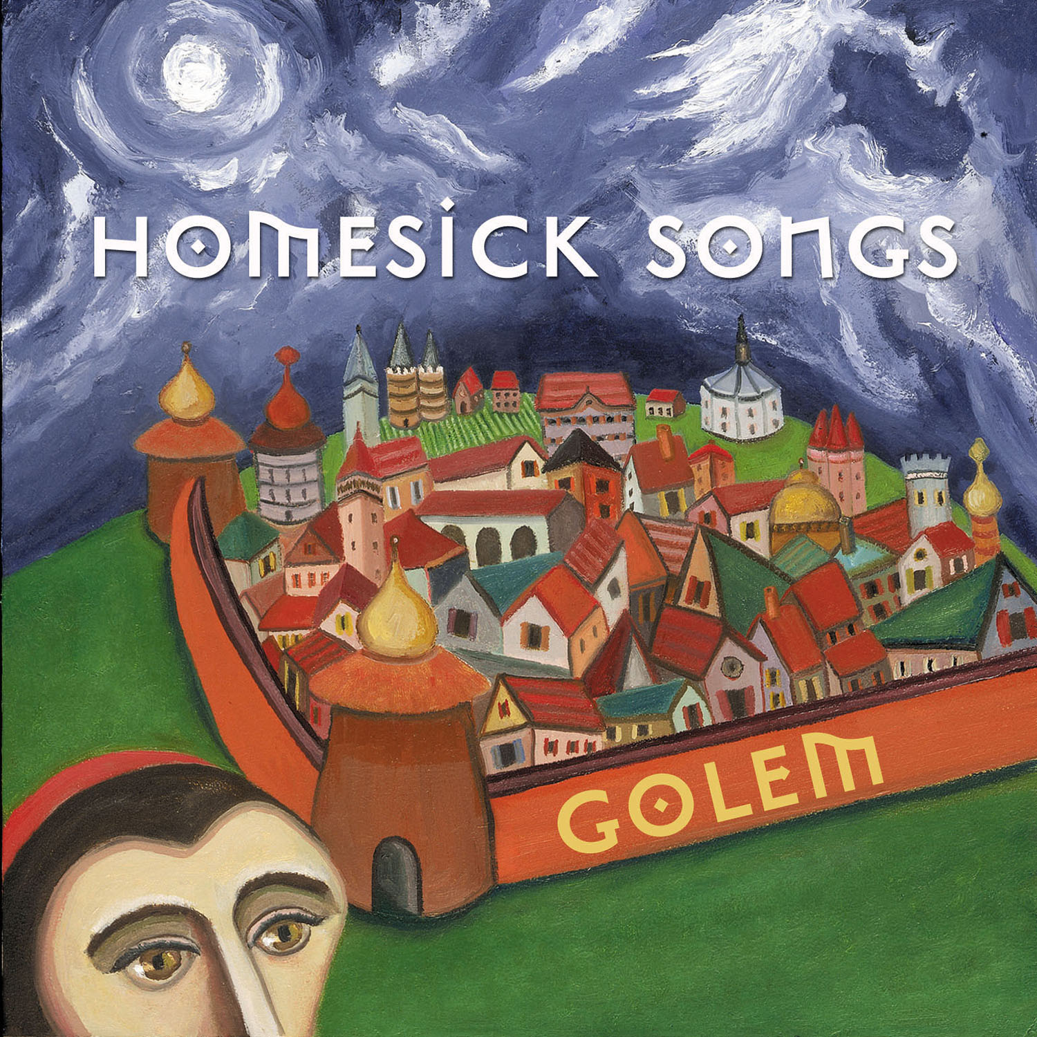 Golem     Homesick Songs