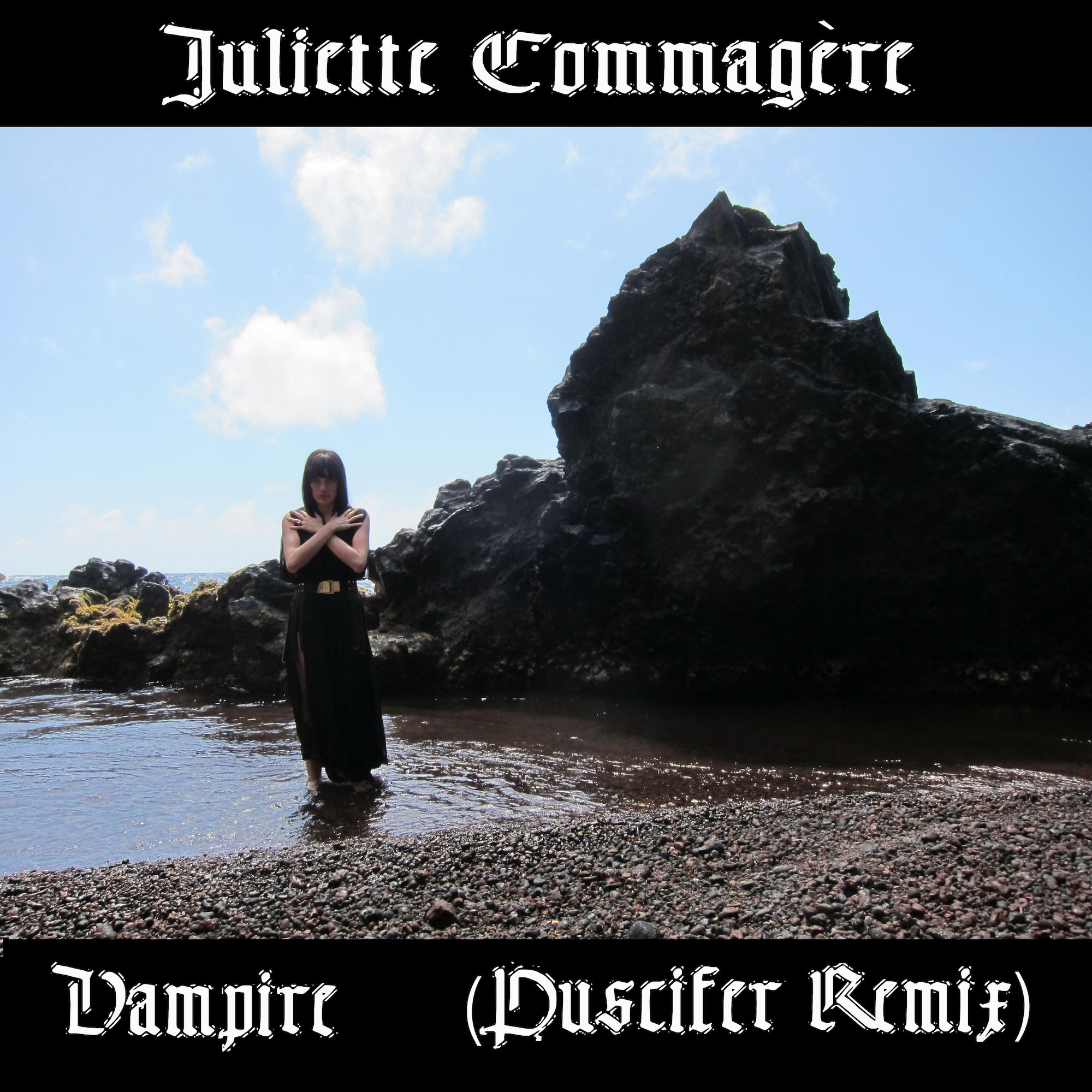 Juliette Commagere     Vampire (Puscifer Remix)