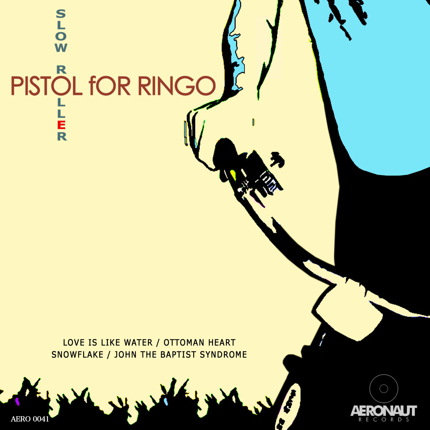 Pistol For Ringo     Slow Roller