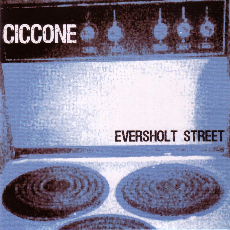 Ciccone    Eversholt Street