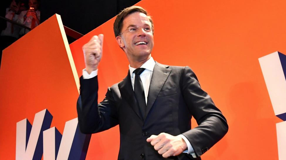 Dutch PM Mark Rutte |Patrick Post, AP