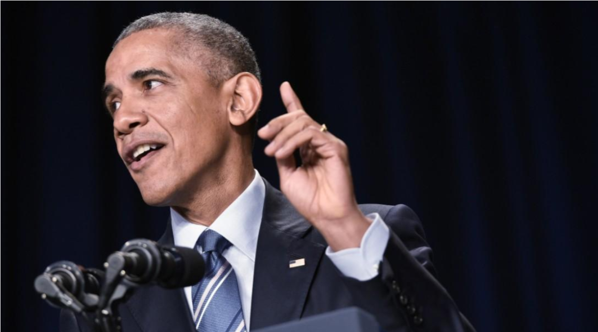 Former President Barack Obama has spoken up in favour of a universal basic income. || Mandel Ngan, Getty Images.