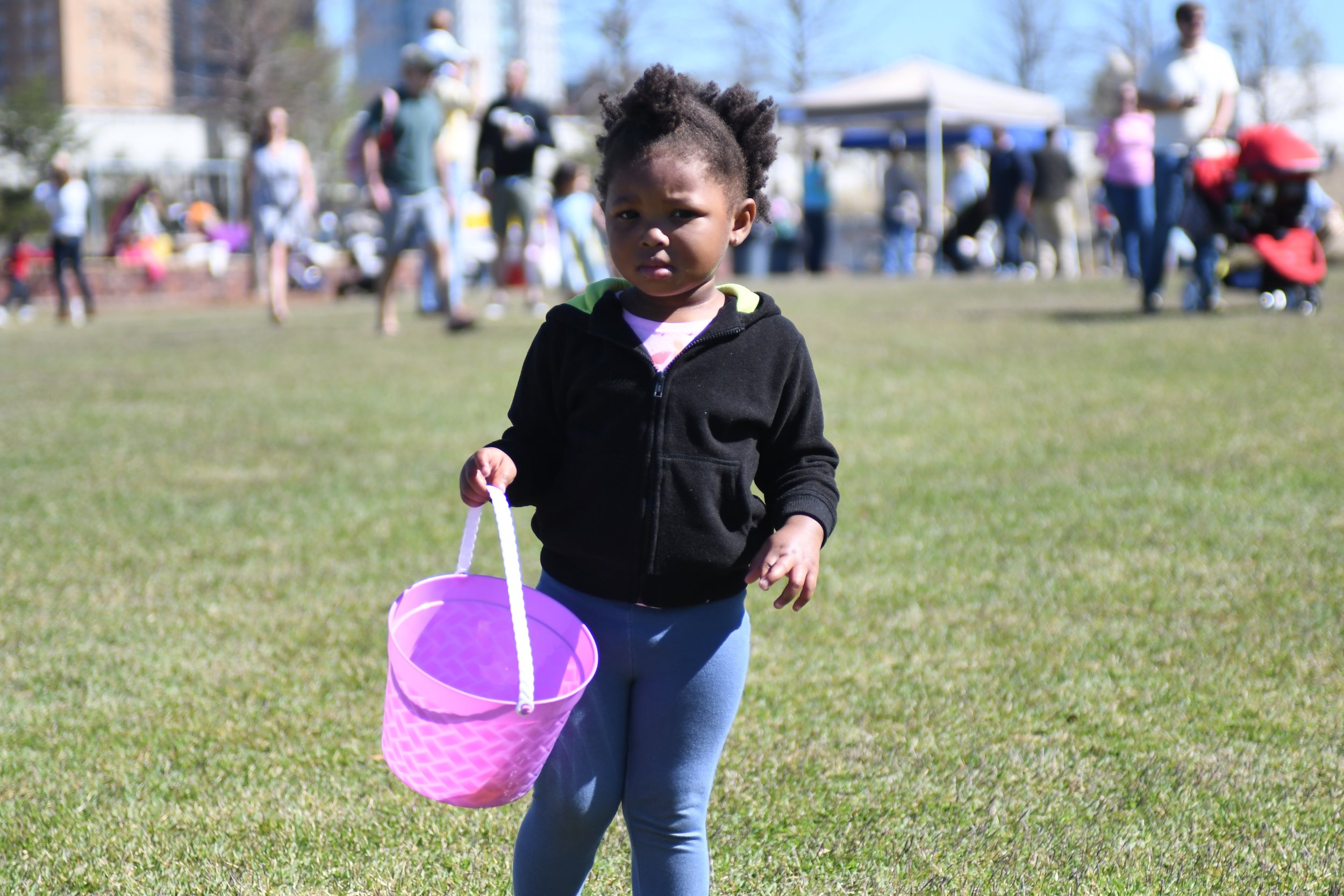 Easter Egg Hunt - April 8, 2017