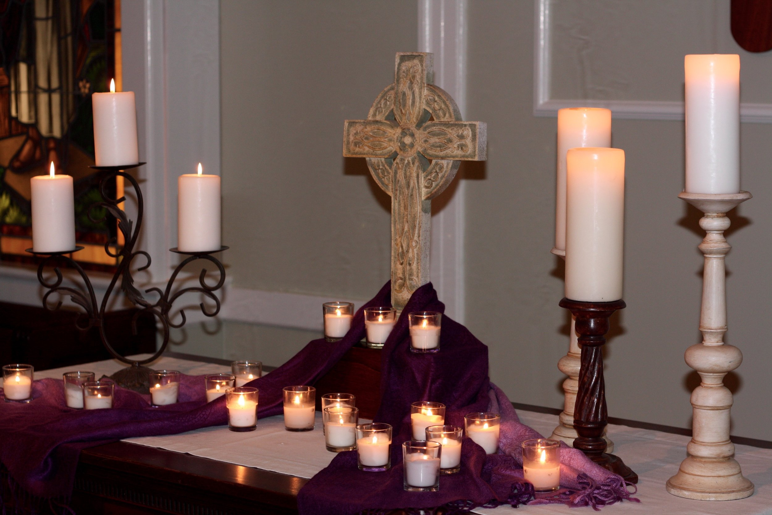 Lenten Contemplative Worship - Taize, March 2017