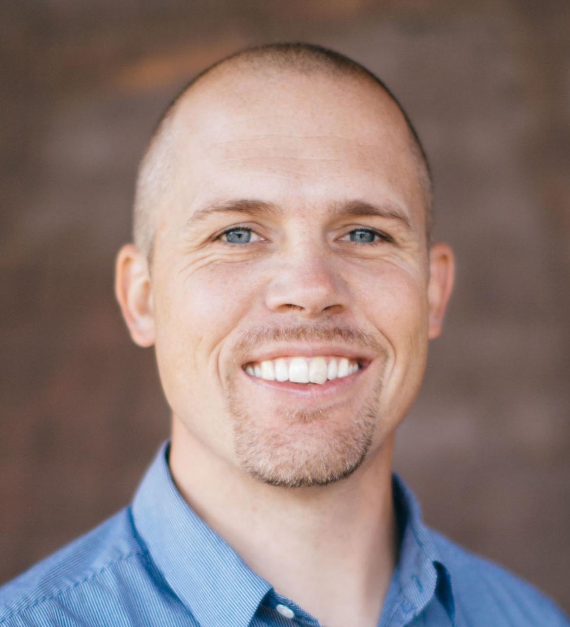 Ben Sand, CEO, MDiv