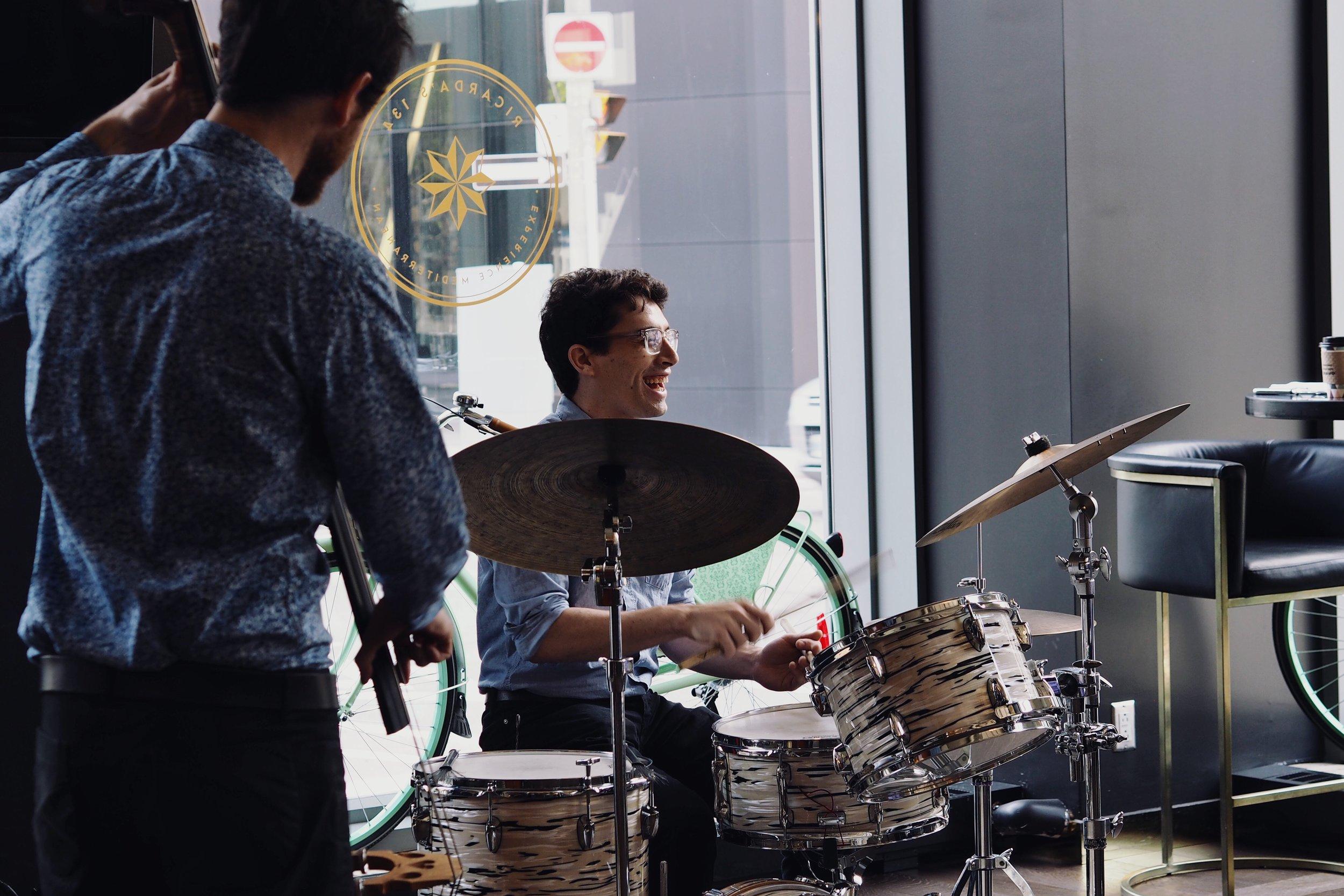 Live Jazz Music -