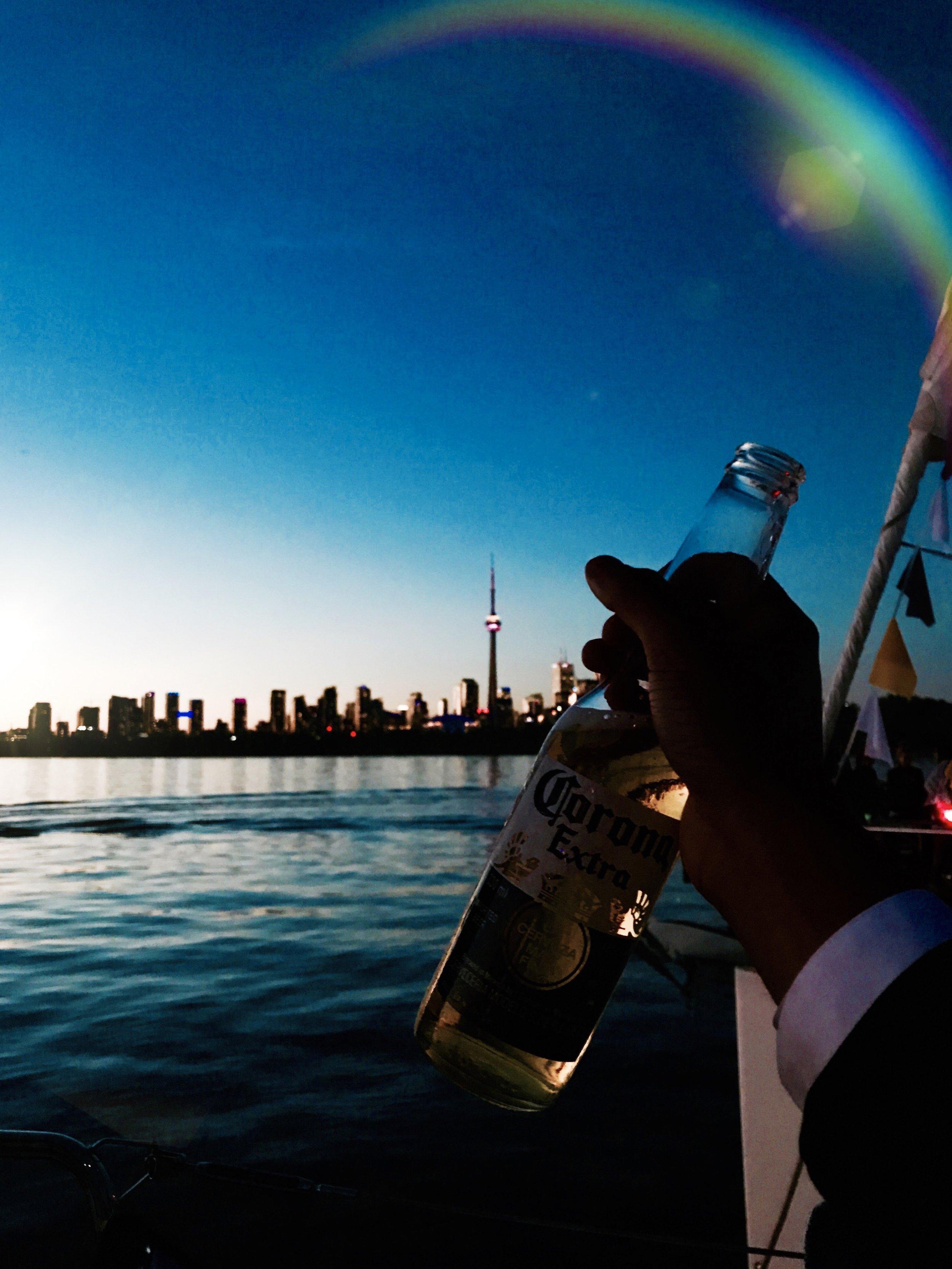 Corona-Sunsets-Toronto