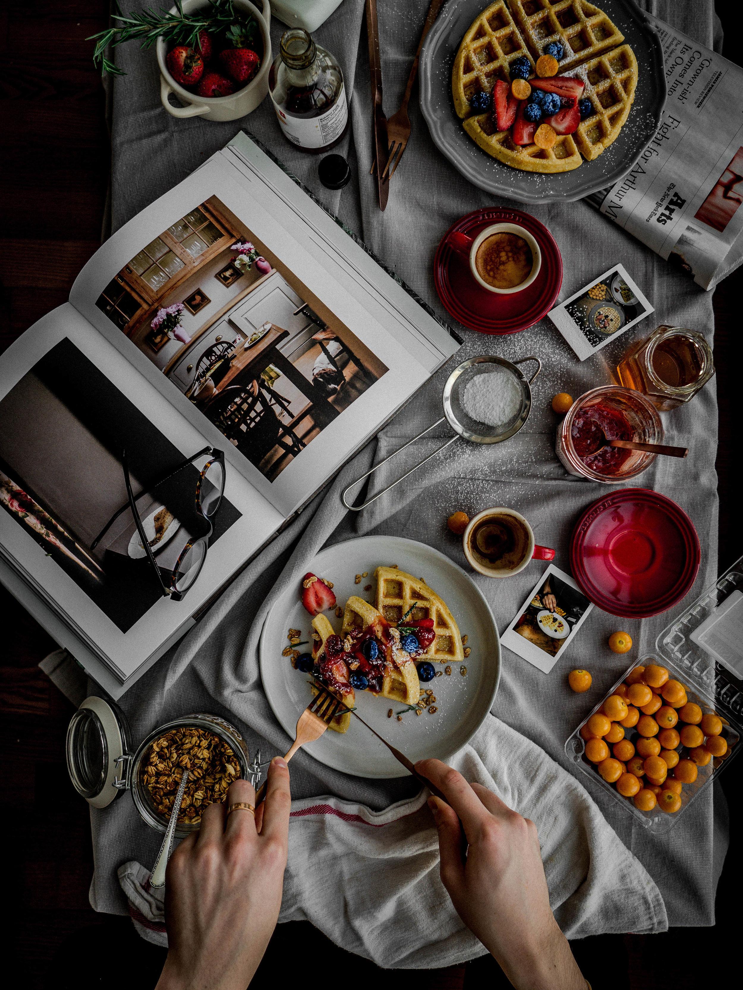 bon appetit. -
