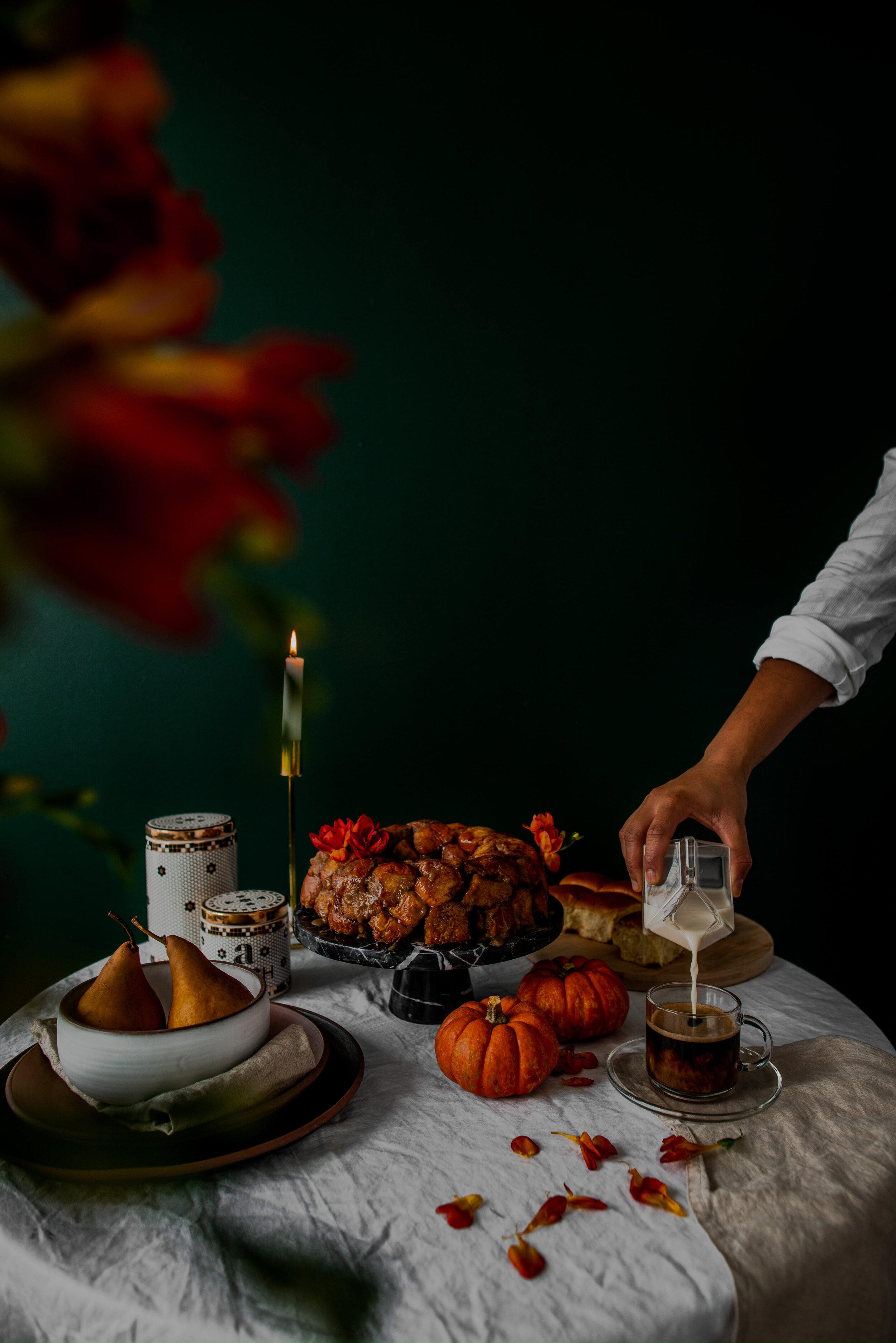 happy thanksgiving. -