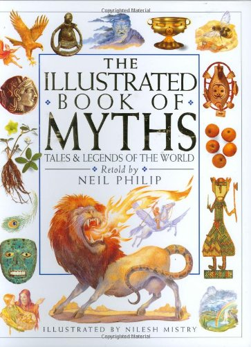Greek, Celtic, Hindu, Chinese, Polynesian, Japanese, African... The list goes on.  Every culture has deities, iconography and myth.  These are fascinating stories and in high demand.  If you have any old mythology books lying around, make use of them by donating them today!