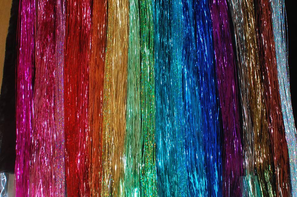 Ooooo.... shiny! So many colors to choose from!