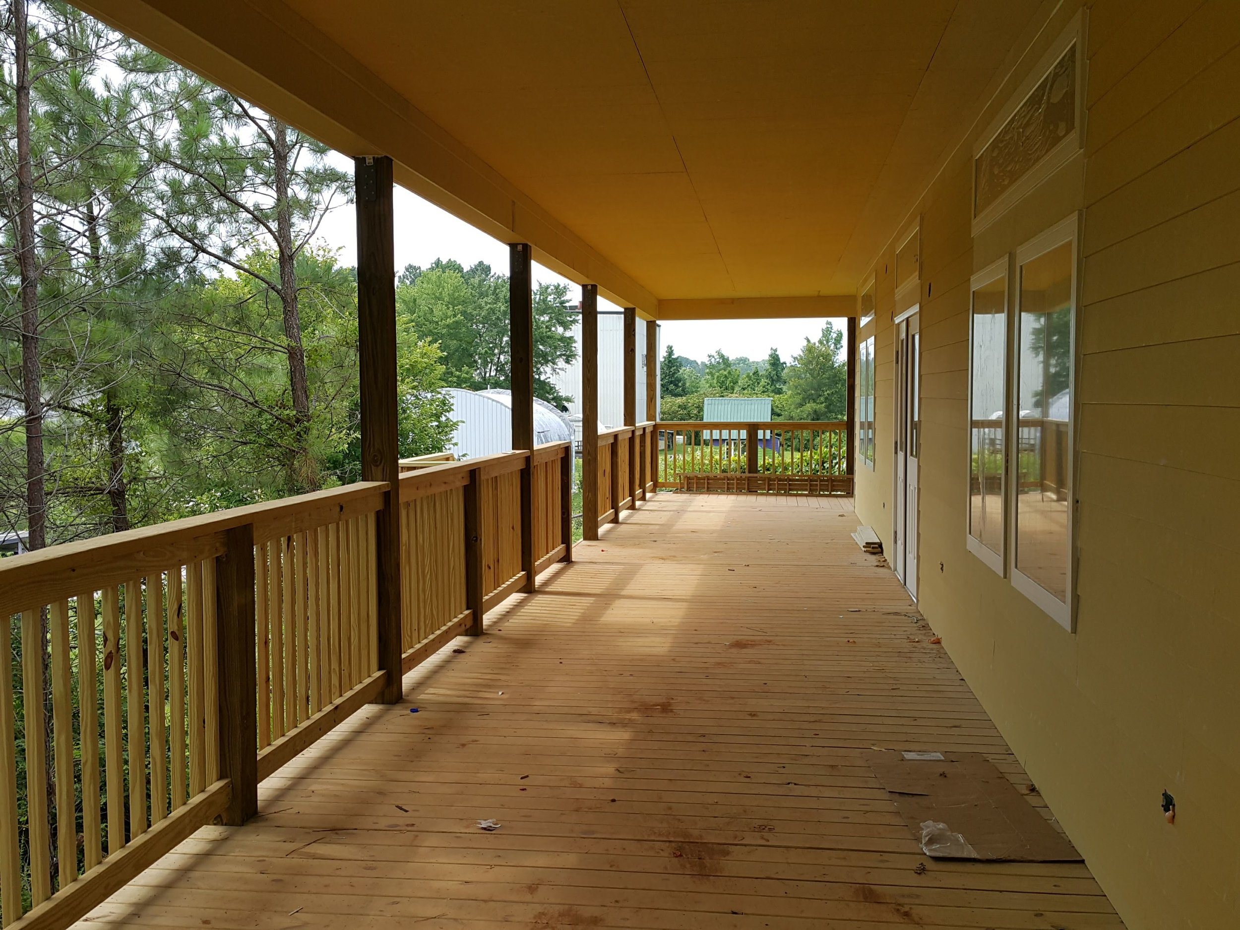 New View of the Porch