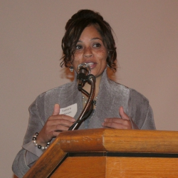 Tamara Johnson  Exec. Dir., Malaika Early Learning Positively Impact Child Outcomes